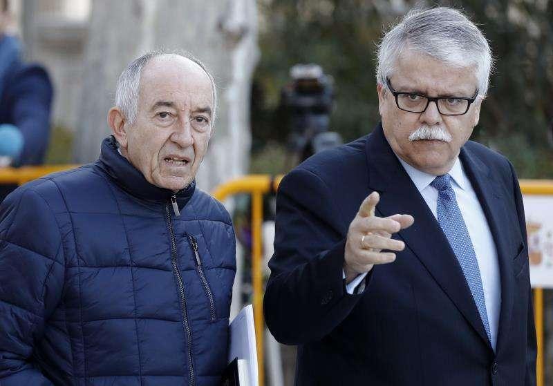 El exgobernador del Banco de España Miguel Ángel Fernández Ordóñez. EFE/Archivo