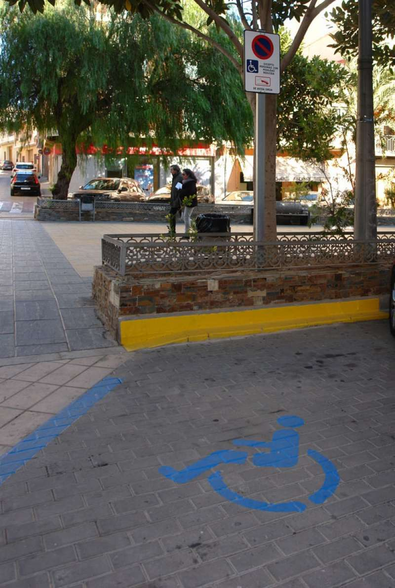 Plazas adaptadas