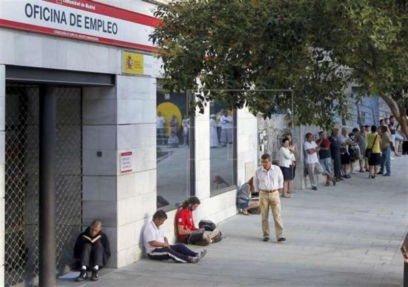 Parados en València. EPDA