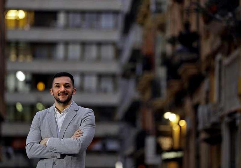 El psicólogo valenciano Enric Valls / EFE
