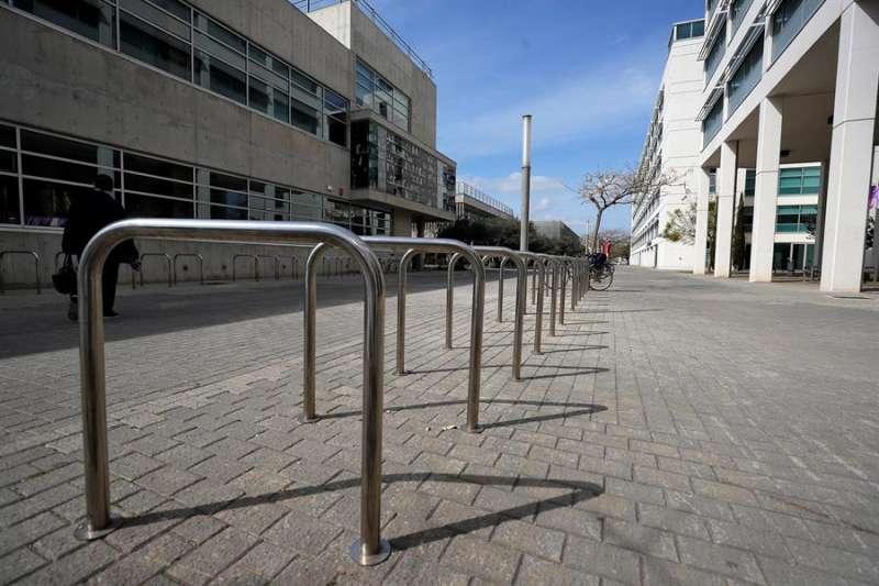 Imagen de una de las facultades de la Universitat de València.