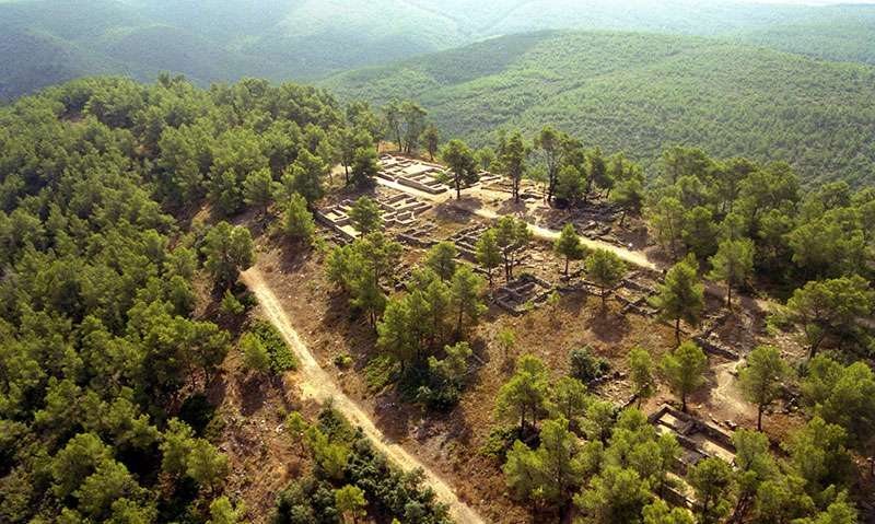 Los yacimientos ibéricos de la Ruta dels Íbers son los protagonistas de la muestra. EPDA.