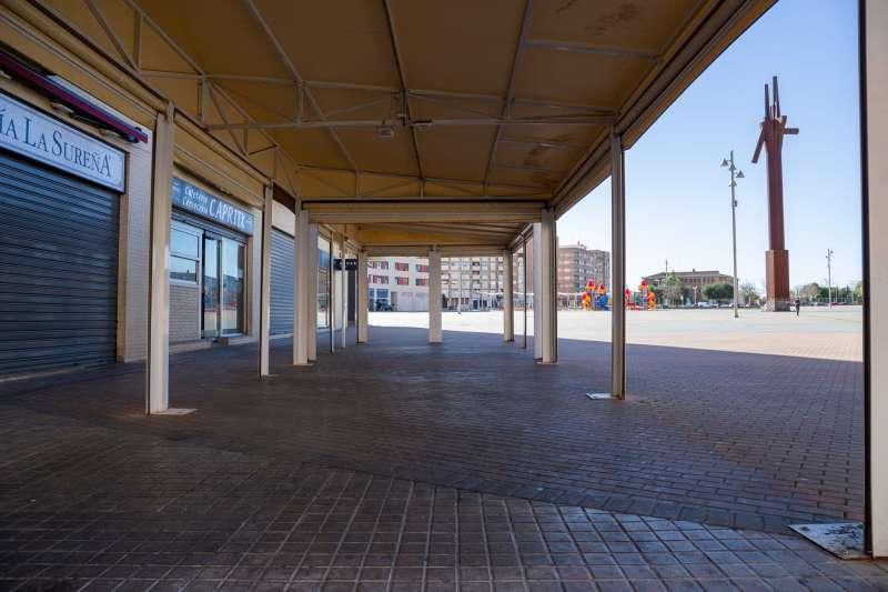 Imagen de una terraza. EPDA