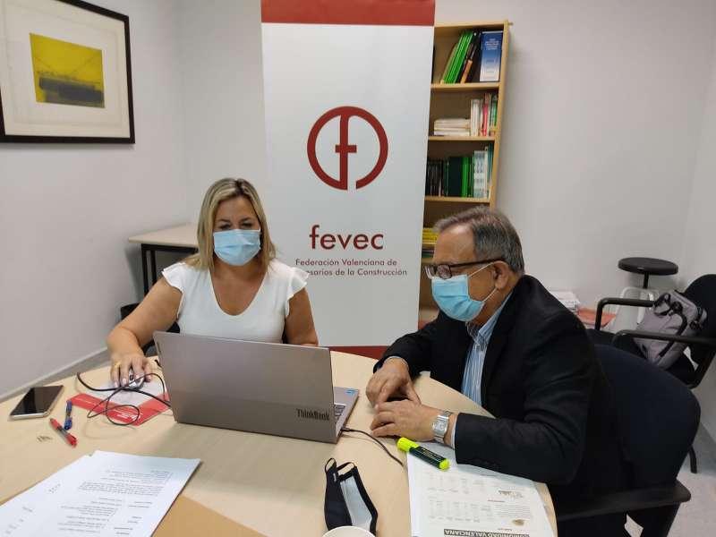 Junta directiva y asamblea general ordinaria de Fevec. EPDA