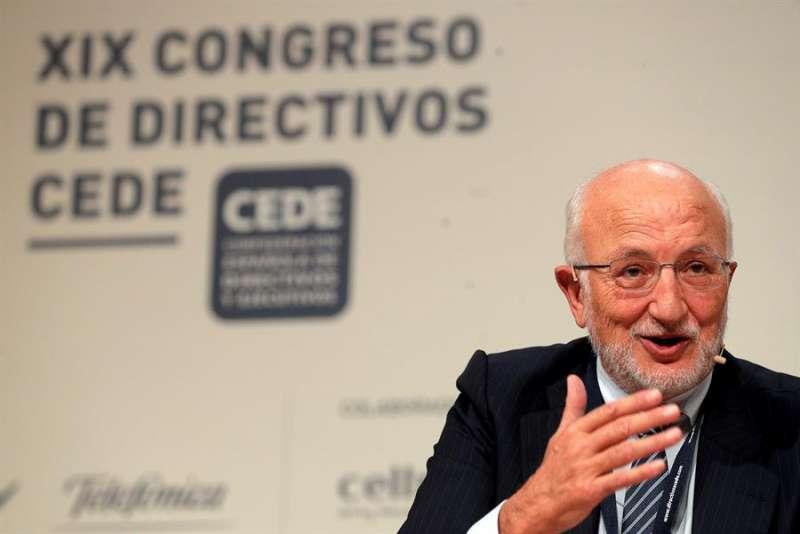 El presidente de Mercadona, Juan Roig, en una imagen de archivo. EFE