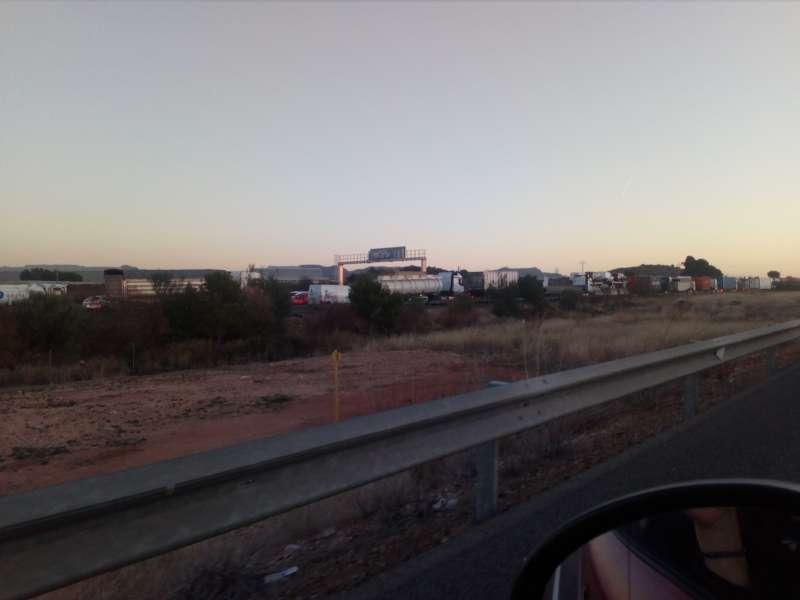 Carretera A-7. EPDA.