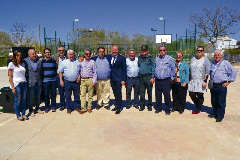 Autoridades municipales en Torres Torres (descarga todas las fotos en la Galería de imágenes de elperiodicodeaqui.com)