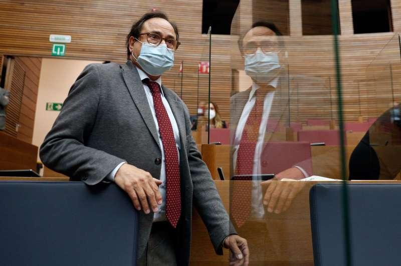 El conseller de Hacienda, Vicent Soler. EFE