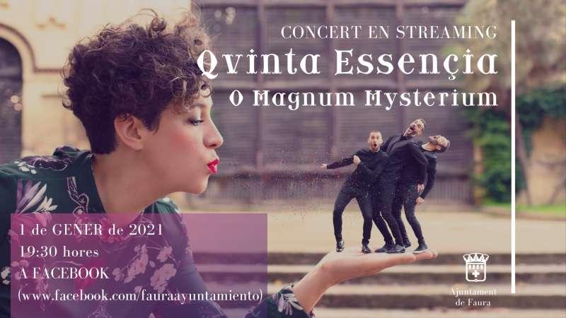 Cartell concert./EPDA