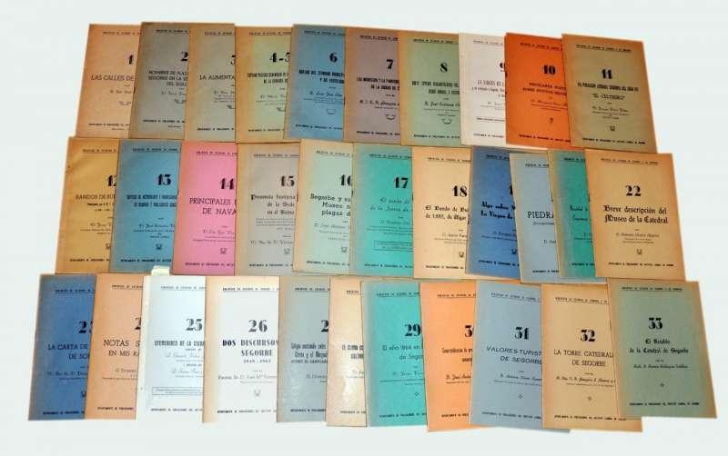 Títulos publicados por el Instituto Laboral