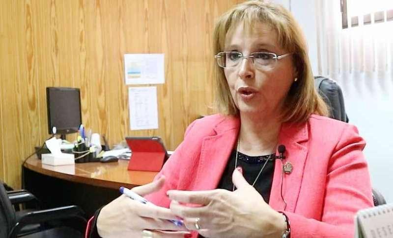 Secretaria General de los socialistas de Camp de Túria, Lola Celda.