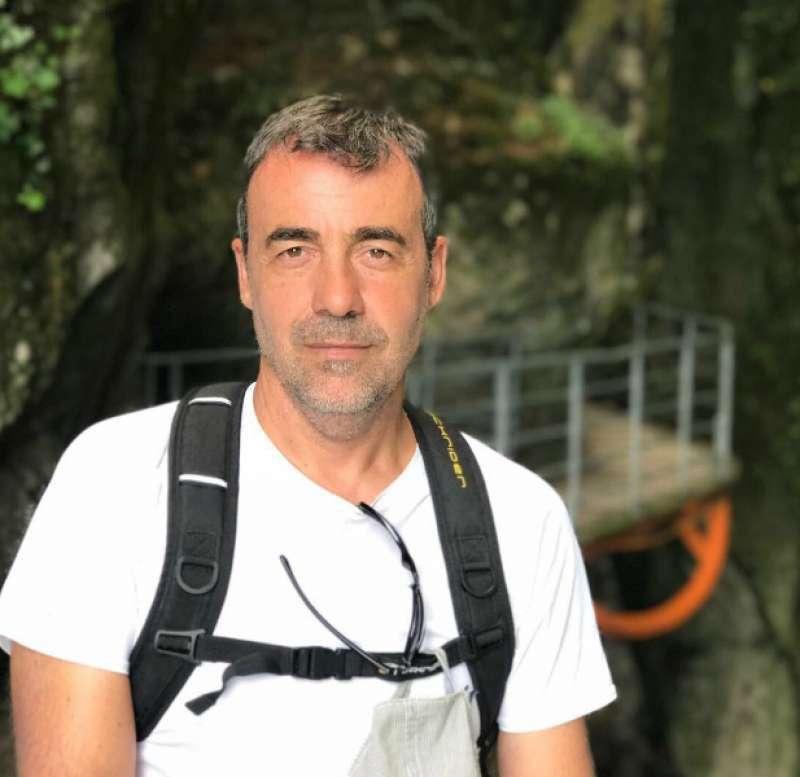 David Sandoval, presidente de Greenpeace en España. EPDA