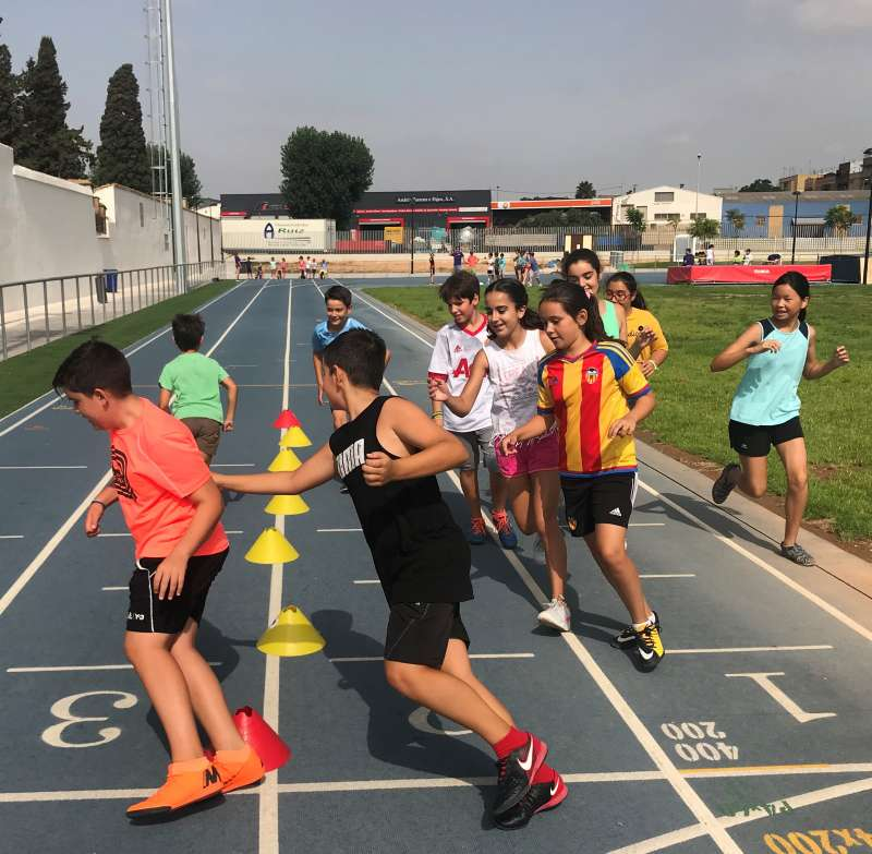 Las escuelas de verano se reactivan en Quart. EPDA