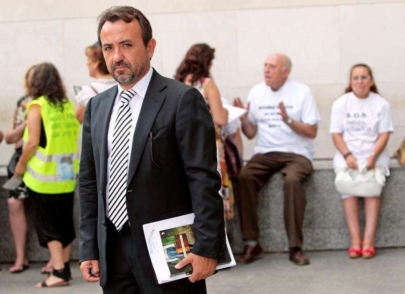 El abogado Enrique Vila. EFE/Archivo