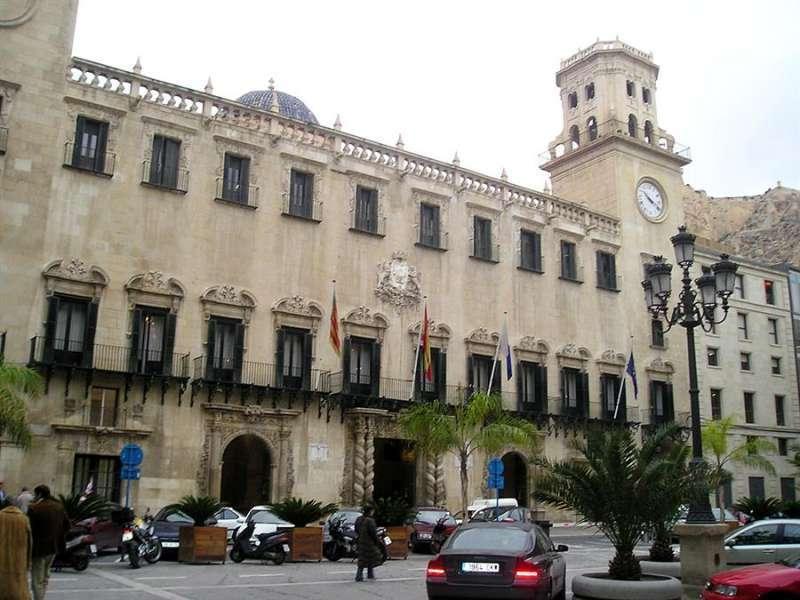 Ayuntamiento de Alicante. EPDA