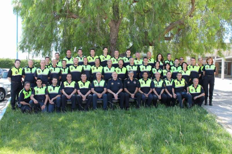 Policía Local de Novelda/EPDA