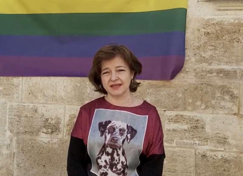 La diputada de Vox, Ángeles Criado.