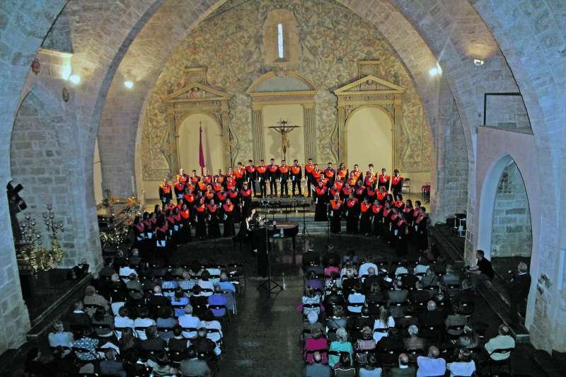 Imagen de la iglesia de la Sangre en Llíria, atractivo turístico de este año de la programación de LLíria presentada en Fitur. / epda