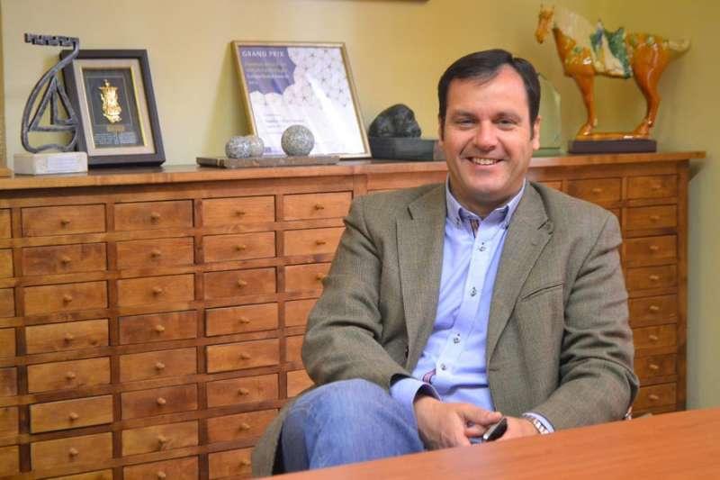 Sergio Muniesa, portavoz del PP en Sagunt. / EPDA