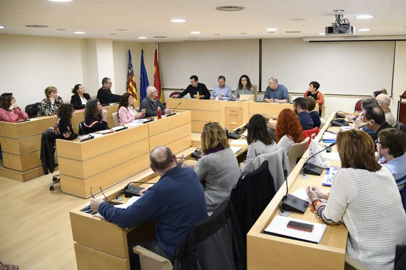 Consell Municipal de Salut de Paiporta. EPDA