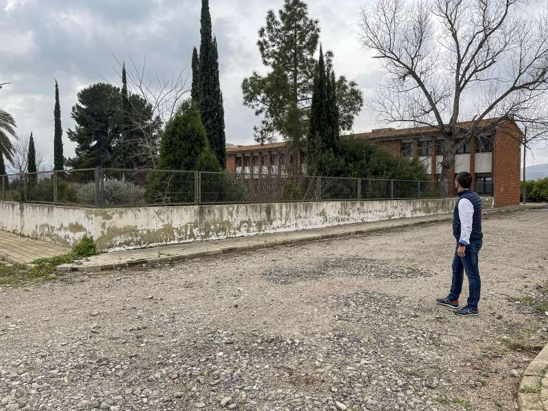 Visita Vicente Mompó Centro de Día./EPDA