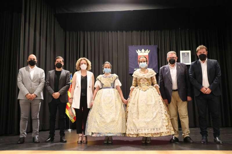 Torrent proclama a Sara Garrigues Royo y Paula Alapont Moreno como Falleras Mayores de Torrent 2022. EPDA