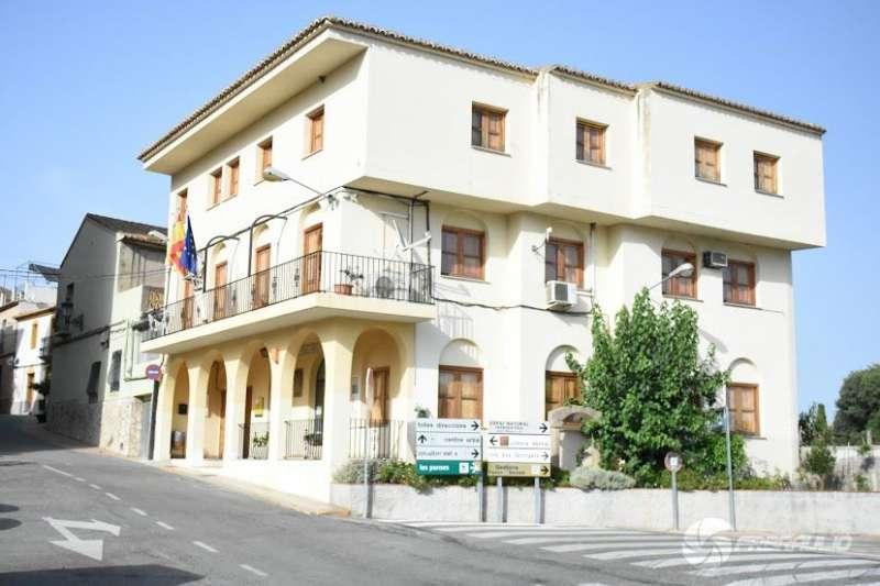 Ayuntamiento de Albalat dels Tarongers. / EPDA