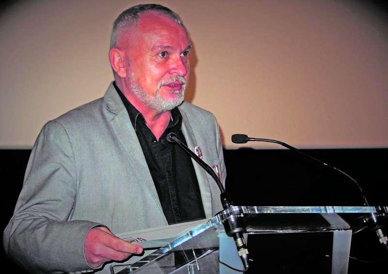 Josep Arbiol, director de la MICE