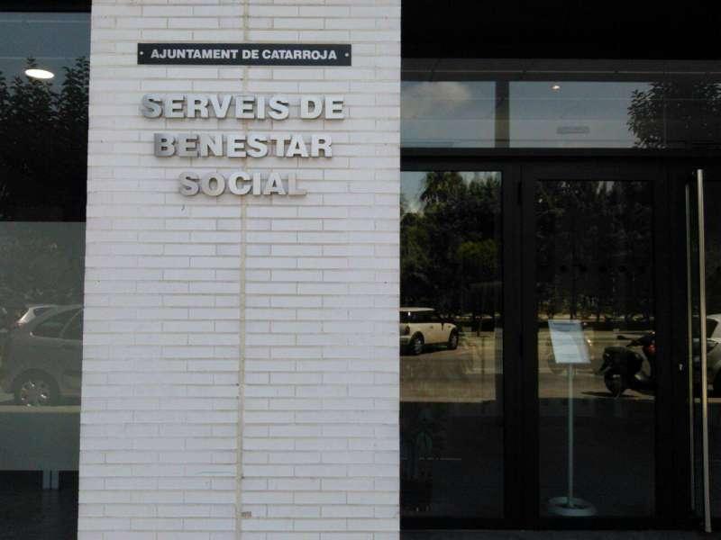 Oficina de Benestar Social Catarroja. / EPDA