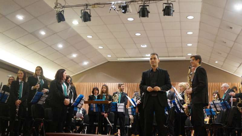 El músic i compositor Josep-Miquel Martínez. EPDA
