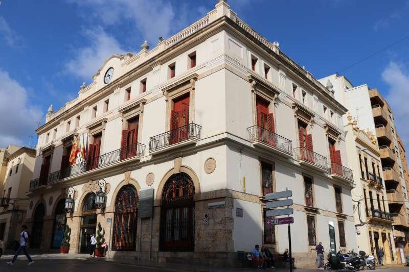 Imagen archivo del Ayuntamiento de Sagunt. -EPDA