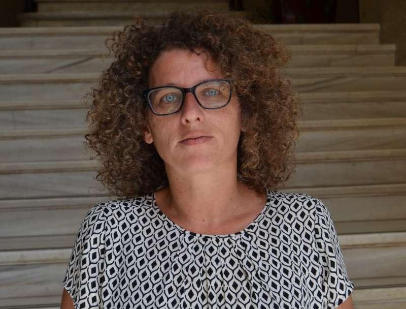 la concejala de Servicios Sociales, Mónica Caparrós.