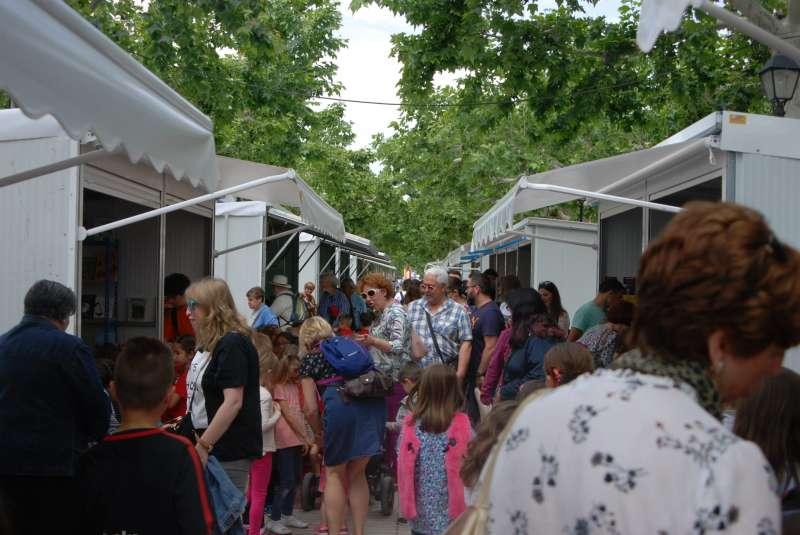 Feria del Libro de Requena. Archivo