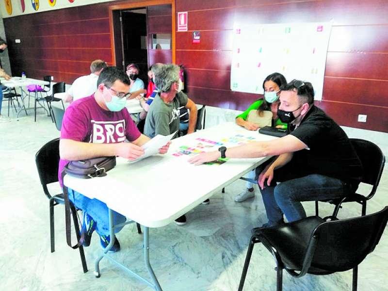 Catorce personas participaron en el taller del PUAM.