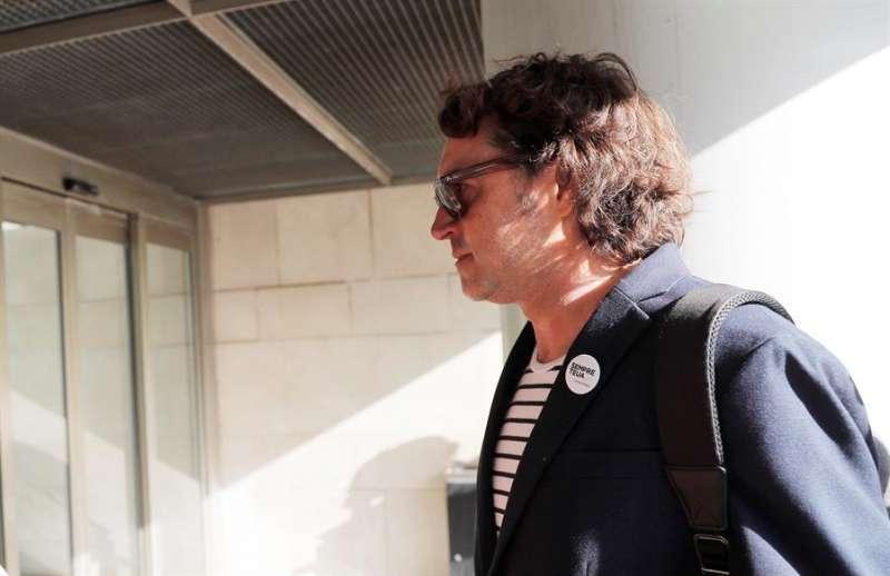 El director general de Política Lingüística, Rubén Trenzano. EFE/Archivo