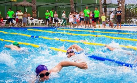 La competició final tingué lloc el dissabte 23 de juliol. Foto EPDA