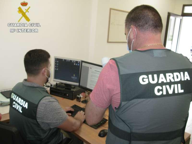 Operación policial./EPDA