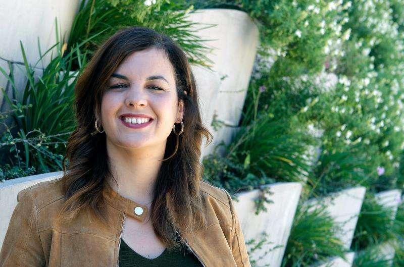 La candidata del PSPV a la alcaldía de València, Sandra Gómez. EFE/Archivo
