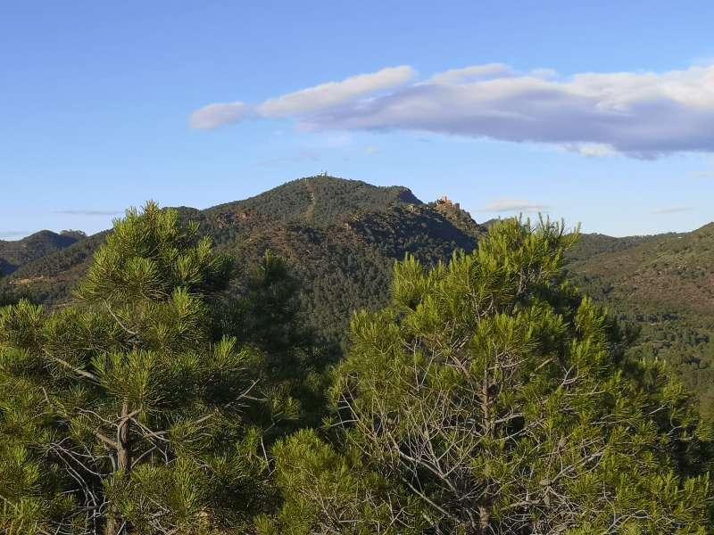 Muntanyes de Serra. / EPDA