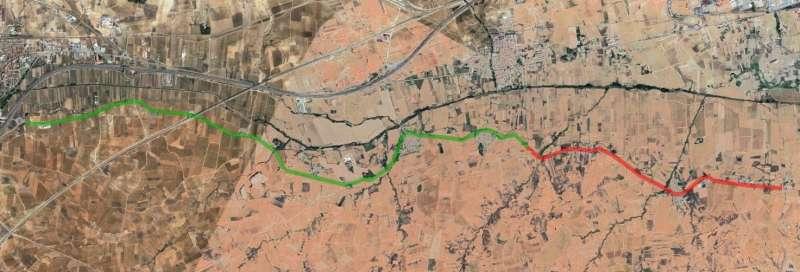 La Diputació licita las obras de mejora del tramo de la CV-450 entre la aldea de San Antonio y Utiel