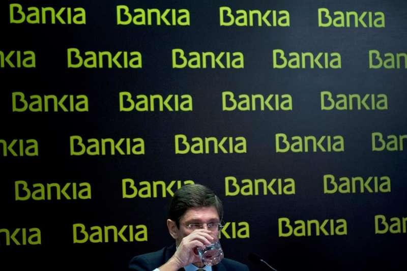 El presidente de Bankia, Jose Ignacio Gorigolzarri. EFE/Archivo