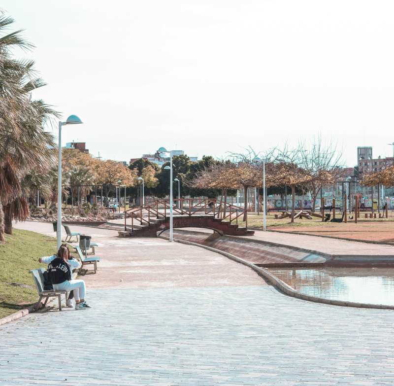 Parc de Catarroja. EPDA