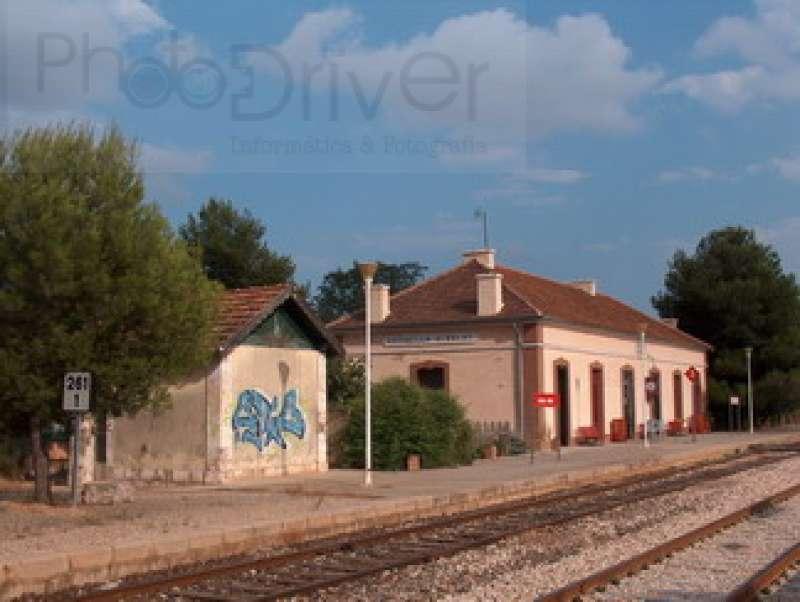Estación de Estivella. EPDA