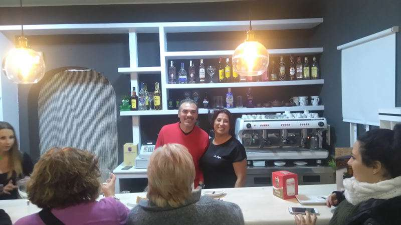 Nuevos gerentes de La Cope de Masías en Moncada, EPDA