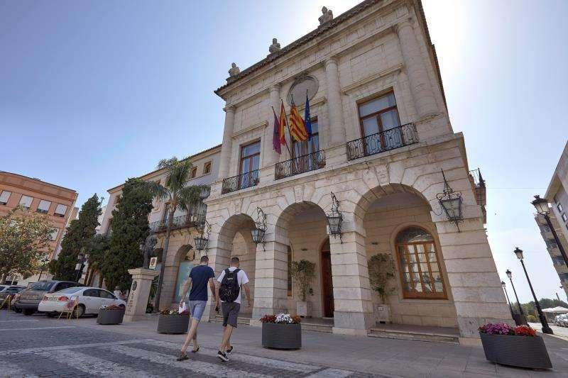 El ayuntamiento de Gandia. EFE/Archivo