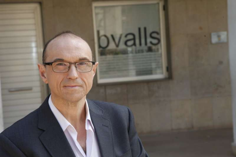 Antonio Sanfrancisco, alcalde de Benifairó de les Valls.