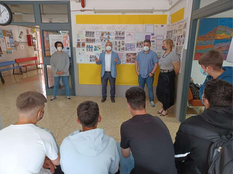 Proyecto Aulas Compartidas (PAC). / EPDA