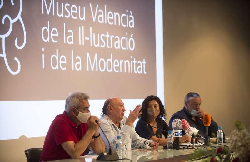 Exposición Francis Montesinos en MuVIM