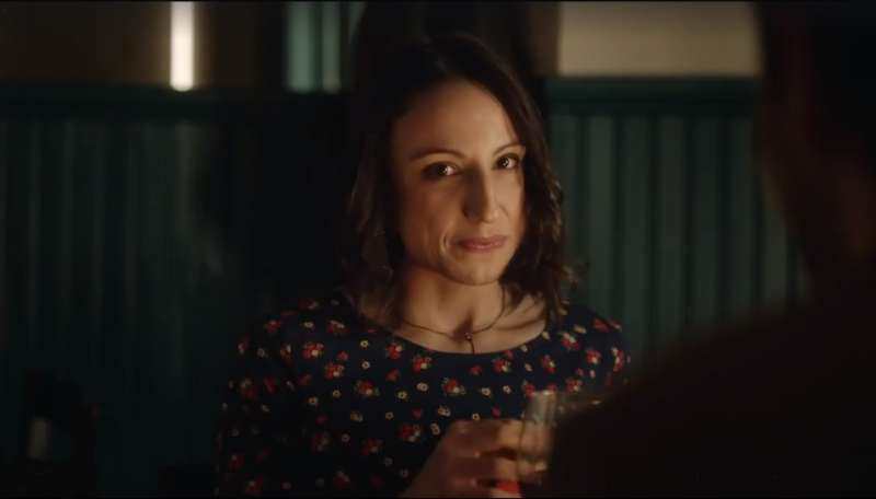 Captura del spot con Almudena Ardit