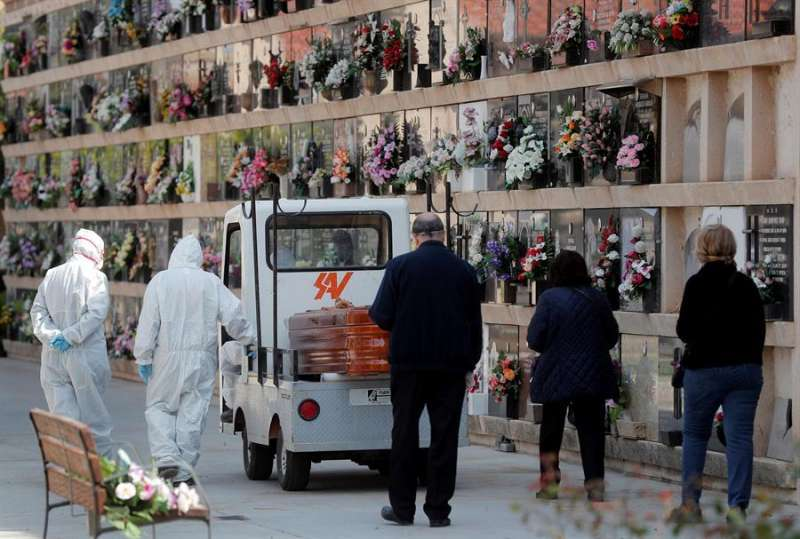 Cementerio. EPDA